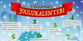 Joulukalenteri netti